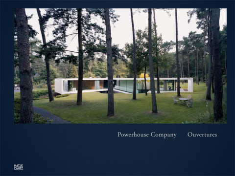 Ouvertures of Powerhouse Company iPad App