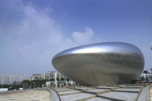 Oct Design Museum, Shenzhen / by Studio Pei-Zhu