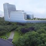 DI-Dalian Medical University Hospital 07-Photomontage 01