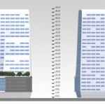 DI-Dalian Medical University Hospital 10-North & South Elevations