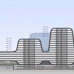 DI-Dalian Medical University Hospital 13-Section A-A