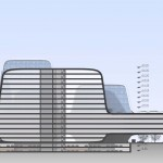 DI-Dalian Medical University Hospital 14-Section B-B
