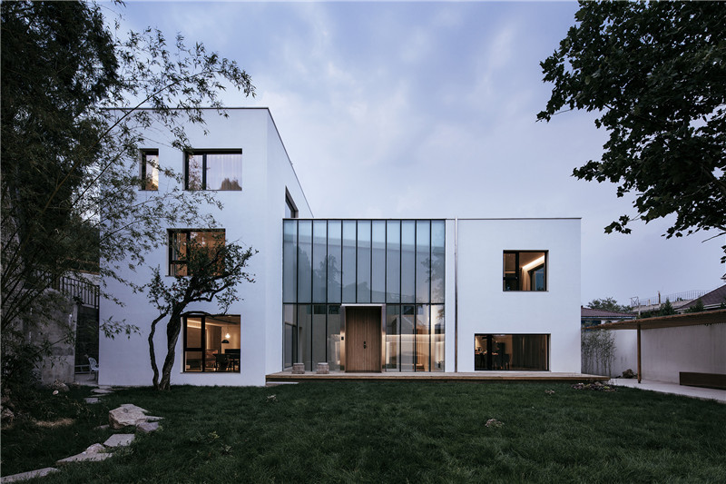 house w beijing by atelier about architecture architecture list