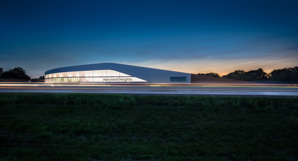 CannonDesign Is Proud To Share The Maryland Heights Community Recreation  Center, A New Hub For Recreational Sports, Wellness, And Civic Engagement  Located ...