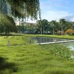 Valencia Parque Central / Gustafson Porter