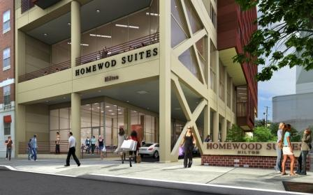  Homewood Suites by Hilton University City