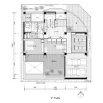 House at Shimogamo Yakocho by Edward Suzuki - plan 1f