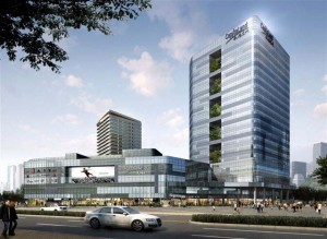 Construction Starts on CapitaLand's Raffles City Ningbo