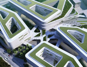 Singapore University of Technology and Design by UNStudio / Ben van Berkel