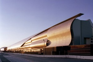 San Jose Airport by Gensler & Steinberg Architects