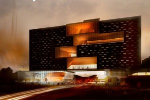 National Music Centre at the King Eddy by SPF:a