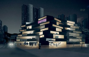 Hong Kong Design Institute by Johnstonmarklee