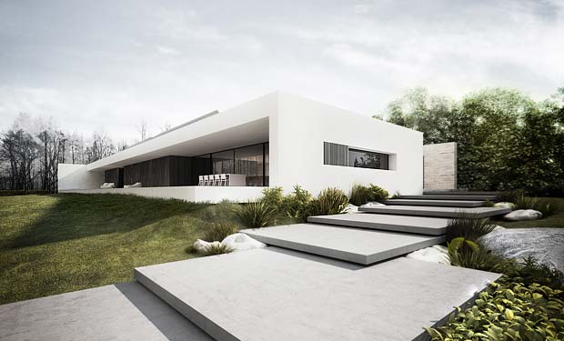 Lake House Niesulice by Tamizo Architecture List