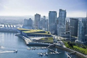 Vancouver Convention Centre West Gets LEED Platinum Rating