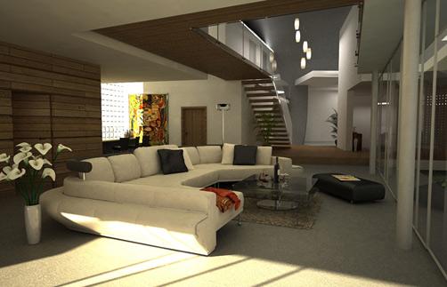Charming Modern Interior Villa Ideas - Simple Design Home - robaxin25.us