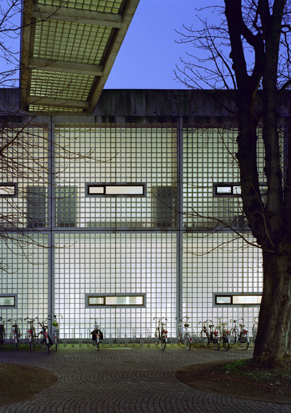 Academy of Art & Architecture by Wiel Arets Architects