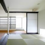 House with Concrete louvers, Saitama, Japan / by StudioGreenBlue