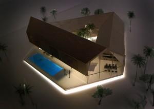 TRIANGULAR HOUSE, Ecuador / by WE_ARCHITECTURE