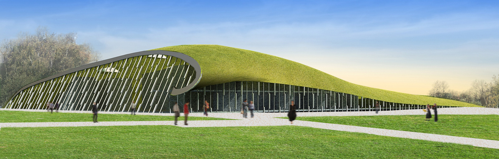 MUSEUM OF POLISH HISTORY, Warsaw / by Design Initiatives