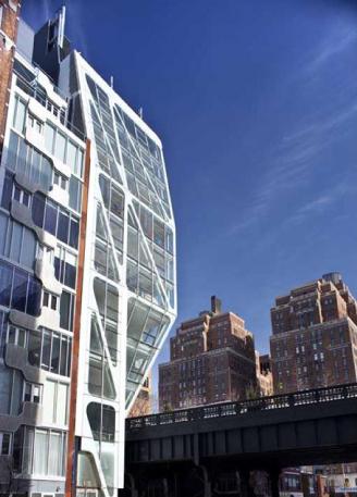 HL23 Condominium Tower, New York / by Neil Denari