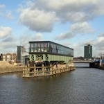 Cafe-restaurant OPEN, Amsterdam / by CIE