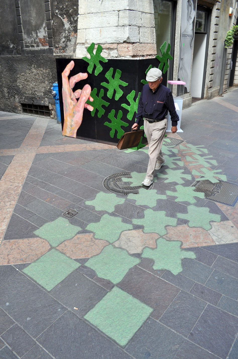 BIOmorphing Art Istallation in Italy / by Mauro Fassino