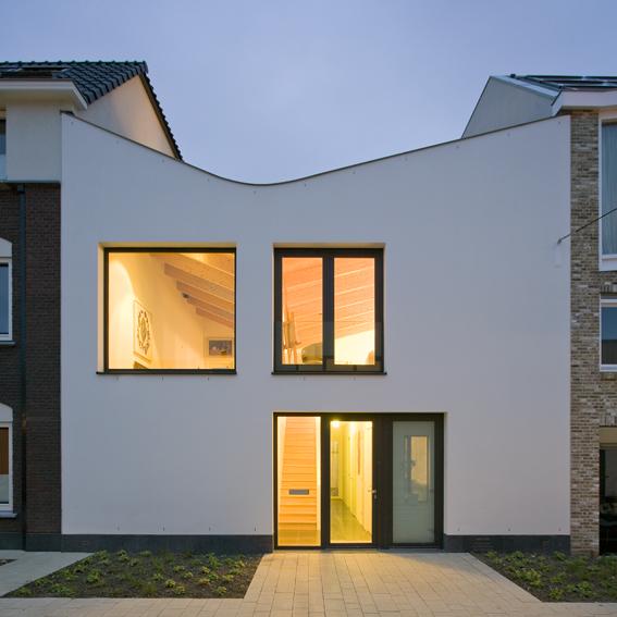 V-house, Leiden, Netherlands / by GAAGA