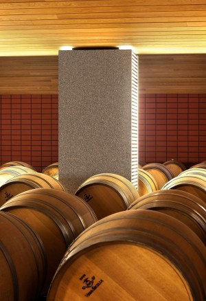 Spanish interiors: Wine Cellars for Vega Sicilia / by Fernando Salas