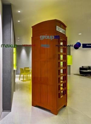 GroupM in Tokyo, Japan / by van der Architects