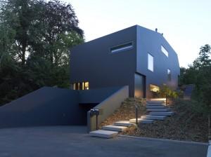 SCHULER VILLA, Switzerland / BY ANDREA PELATI ARCHITECTE