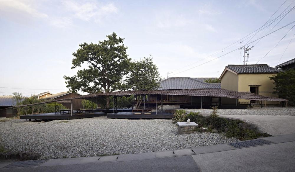 Shima Kitchen in Teshima, Japan / by Ryo Abe