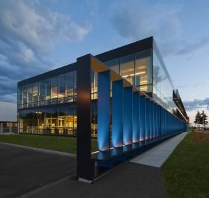 Pfizer Canada inc. siège social, Québec / by Menkès Shooner Dagenais LeTourneux Architectes