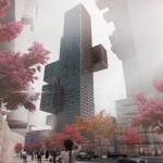 CROSS # TOWERS IN SEOUL, KOREA / by BIG