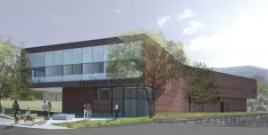 Massachusetts' First Zero-Net-Energy Transportation Hub / by Charles Rose Architects