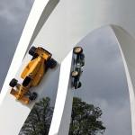 Lotus Sculpture, Goodwood Festival Of Speed 2012 / by Gerry Judah