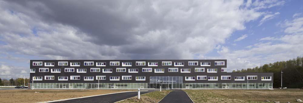 New Private Hospital in Villeneuve d'Ascq / by Jean-Philippe Pargade
