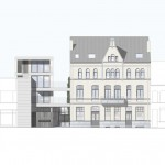 Offices And Social Appartments Goedkope Woning Kortrijk, Belgium / by BURO II & ARCHI+I