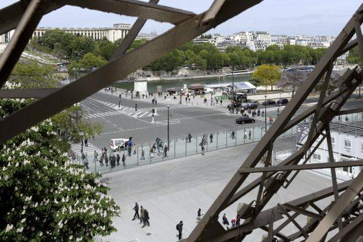 Eiffel Tower Security