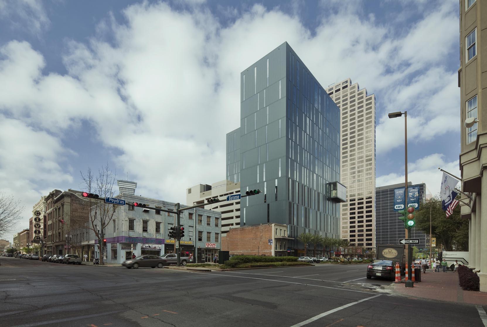 930 Poydras Residential Tower, New Orleans / Eskew+Dumez+Ripple